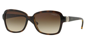 Vogue VO2942SB W65613 BROWN GRADIENTDARK HAVANA