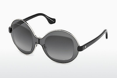 Ophthalmic Glasses Balenciaga BA0064 01B - Black, Shiny