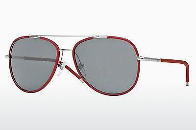 Ophthalmic Glasses Burberry BE3078J 120487 - Silver, Red