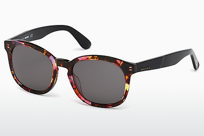 Ophthalmic Glasses Diesel DL0190 54A - Havanna, Red
