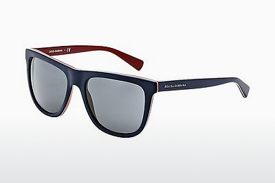 Ophthalmic Glasses Dolce & Gabbana URBAN (DG4229 187287) - Blue, Red