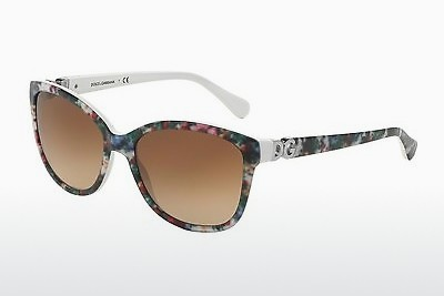 Ophthalmic Glasses Dolce & Gabbana DG4258 278013 - White, Flowers