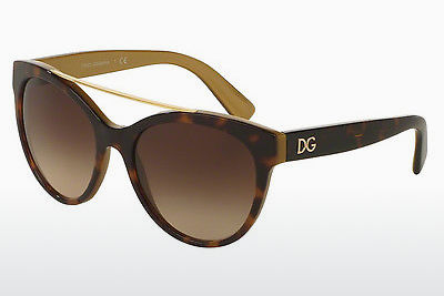 Ophthalmic Glasses Dolce & Gabbana DG4280 295613 - Gold, Brown, Havanna