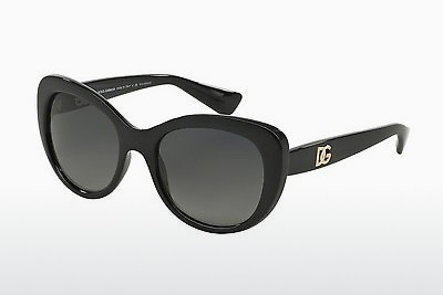 Ophthalmic Glasses Dolce & Gabbana LOGO EXECUTION (DG6090 501/T3) - Black