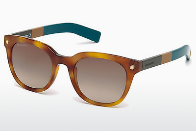 Zonnebril Dsquared DQ0208 53K - Havanna, Yellow, Blond, Brown