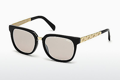 Ophthalmic Glasses Emilio Pucci EP0001 01B - Black, Shiny