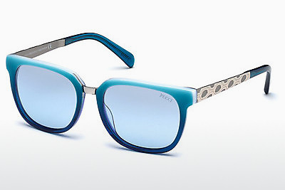 Ophthalmic Glasses Emilio Pucci EP0001 86W - Blue, Azurblue