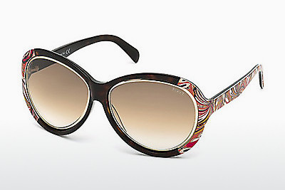 Ophthalmic Glasses Emilio Pucci EP0018 56F - Havanna