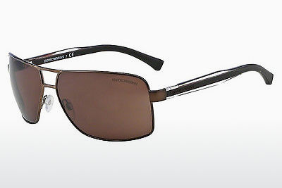 Ophthalmic Glasses Emporio Armani EA2001 302073 - Brown