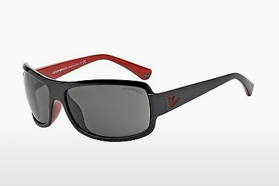 Ophthalmic Glasses Emporio Armani EA4012 506187 - Black, Red