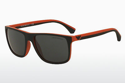 Ophthalmic Glasses Emporio Armani EA4033 552987 - Black, Orange