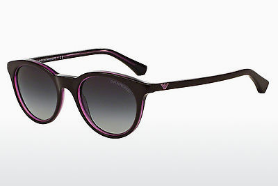 Ophthalmic Glasses Emporio Armani EA4061 54818G - Purple, Transparent