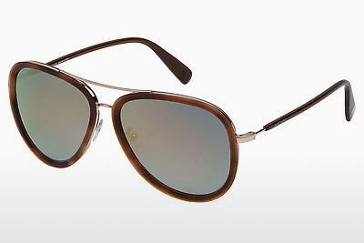 Ophthalmic Glasses Escada SES911 6PLX - Brown, Havanna