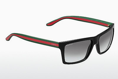 Ophthalmic Glasses Gucci GG 1013/S 51N/PT - Black