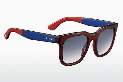 Ophthalmic Glasses Gucci GG 1133/S VN8/DG - Red