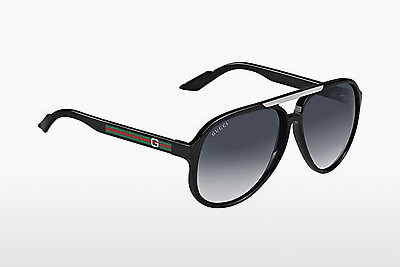Ophthalmic Glasses Gucci GG 1627/S D28/JJ - Black