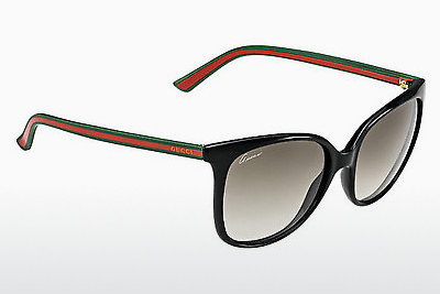 Ophthalmic Glasses Gucci GG 3649/S 51N/YR - Black, Green, Red