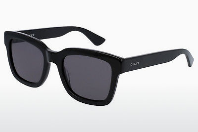 Ophthalmic Glasses Gucci GG0001S 001 - Black