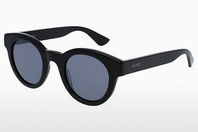 Ophthalmic Glasses Gucci GG0002S 001 - Black