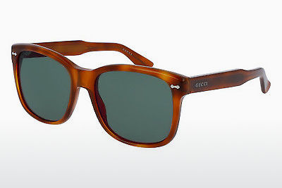 Ophthalmic Glasses Gucci GG0050S 002 - Brown, Havanna