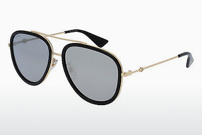 Ophthalmic Glasses Gucci GG0062S 001 - Gold