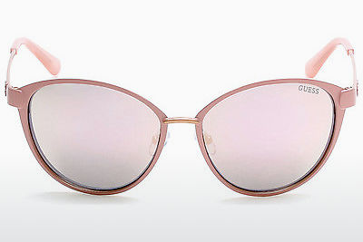 Ophthalmic Glasses Guess GU7442 73C - Pink, Matt, Rosa