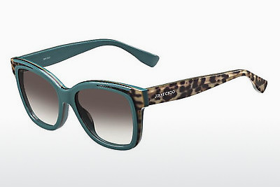 Ophthalmic Glasses Jimmy Choo BEBI/S PV9/JS - Leopard, Blue