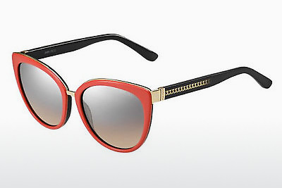 Ophthalmic Glasses Jimmy Choo DANA/S 11Y/G4 - Red, Black