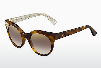 Ophthalmic Glasses Jimmy Choo MIRTA/S Q3Y/NH - Gold, Brown, Havanna
