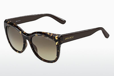 Ophthalmic Glasses Jimmy Choo NURIA/S W03/6P - Brown, Havanna