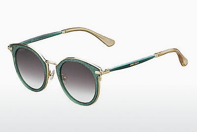 Ophthalmic Glasses Jimmy Choo RAFFY/S QAR/5M - Green