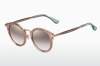 Ophthalmic Glasses Jimmy Choo RAFFY/S QAU/NH - Pink