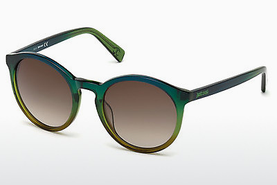 Zonnebril Just Cavalli JC672S 96P - Groen, Dark, Shiny