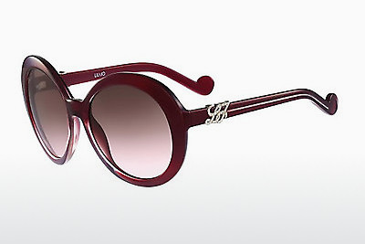 Ophthalmic Glasses Liu Jo LJ614SR 604 - Burgundy