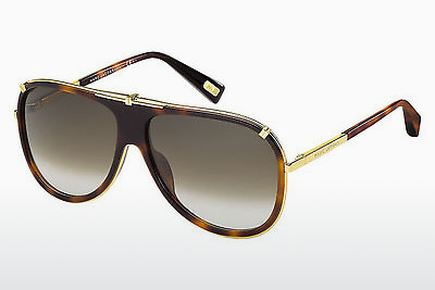 Ophthalmic Glasses Marc Jacobs MJ 306/S 001/JS - Brown, Yellow, Gold