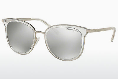 Ophthalmic Glasses Michael Kors ADRIANNA I (MK1010 11026G) - Transparent, White, Silver