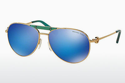 Ophthalmic Glasses Michael Kors ZANZIBAR (MK5001 109725) - Gold, Green