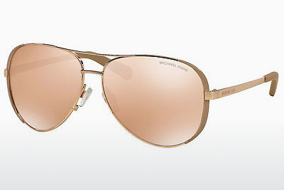 Ophthalmic Glasses Michael Kors CHELSEA (MK5004 1017R1) - Pink, Gold, Brown