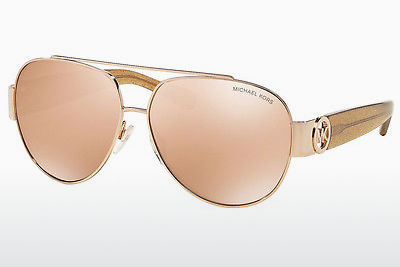 Ophthalmic Glasses Michael Kors TABITHA II (MK5012 1066R1) - Pink, Gold, Brown