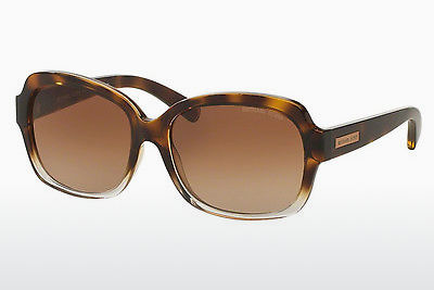 Ophthalmic Glasses Michael Kors MITZI III (MK6037 312513) - Brown, Havanna, Transparent, White
