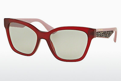 Ophthalmic Glasses Miu Miu MU 06RS TKW5J0 - Red, Bordeaux
