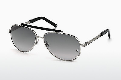 Ophthalmic Glasses Mont Blanc MB454T 16B - Silver