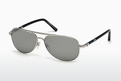 Ophthalmic Glasses Mont Blanc MB509T 16C - Silver