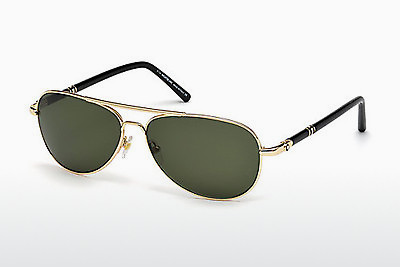 Ophthalmic Glasses Mont Blanc MB509T 28N - Gold