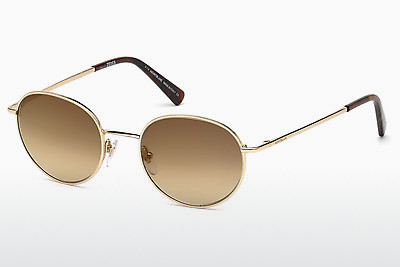 Ophthalmic Glasses Mont Blanc MB550S 28L - Gold
