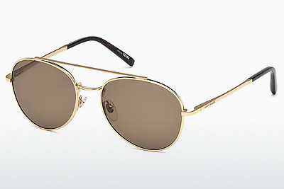 Ophthalmic Glasses Mont Blanc MB605S 28J - Gold