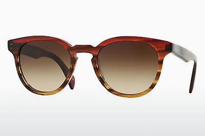 Zonnebril Paul Smith SERLE (U) (PM8238SU 150013) - Paars, Bruin, Havanna