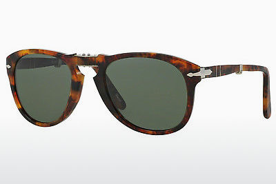 Ophthalmic Glasses Persol FOLDING (PO0714 108/58) - Brown, Caffe