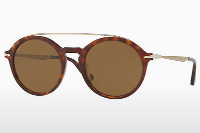 Ophthalmic Glasses Persol PO3172S 24/57 - Brown, Havanna