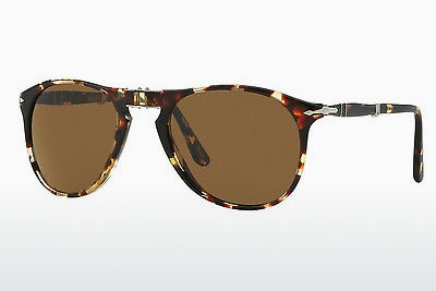Ophthalmic Glasses Persol PO9714S 985/57 - Brown, Havanna